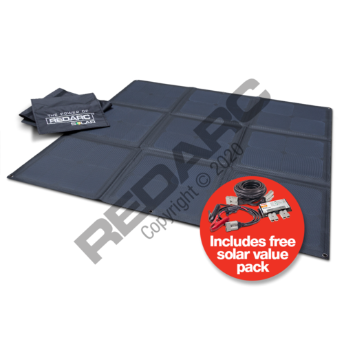 REDARC - 115W SOLAR BLANKET SUNPOWER® CELLS