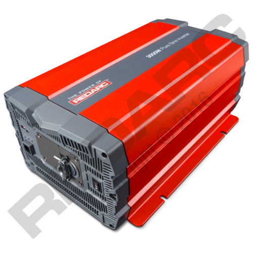 REDARC - 3000W 12V PURE SINE WAVE INVERTER